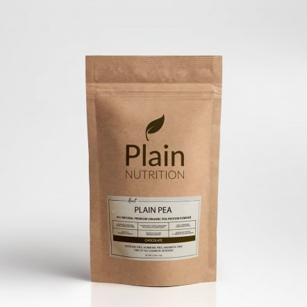 Almost Plain Pea - Chocolate