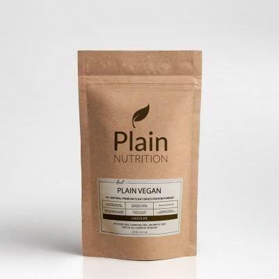 Almost Plain Vegan - Chocolate