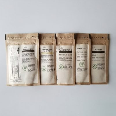 Plain Nutrition Sample Packs