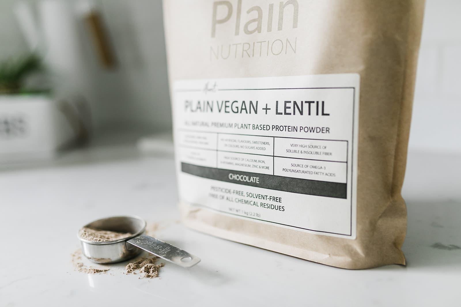 Water lentil protein